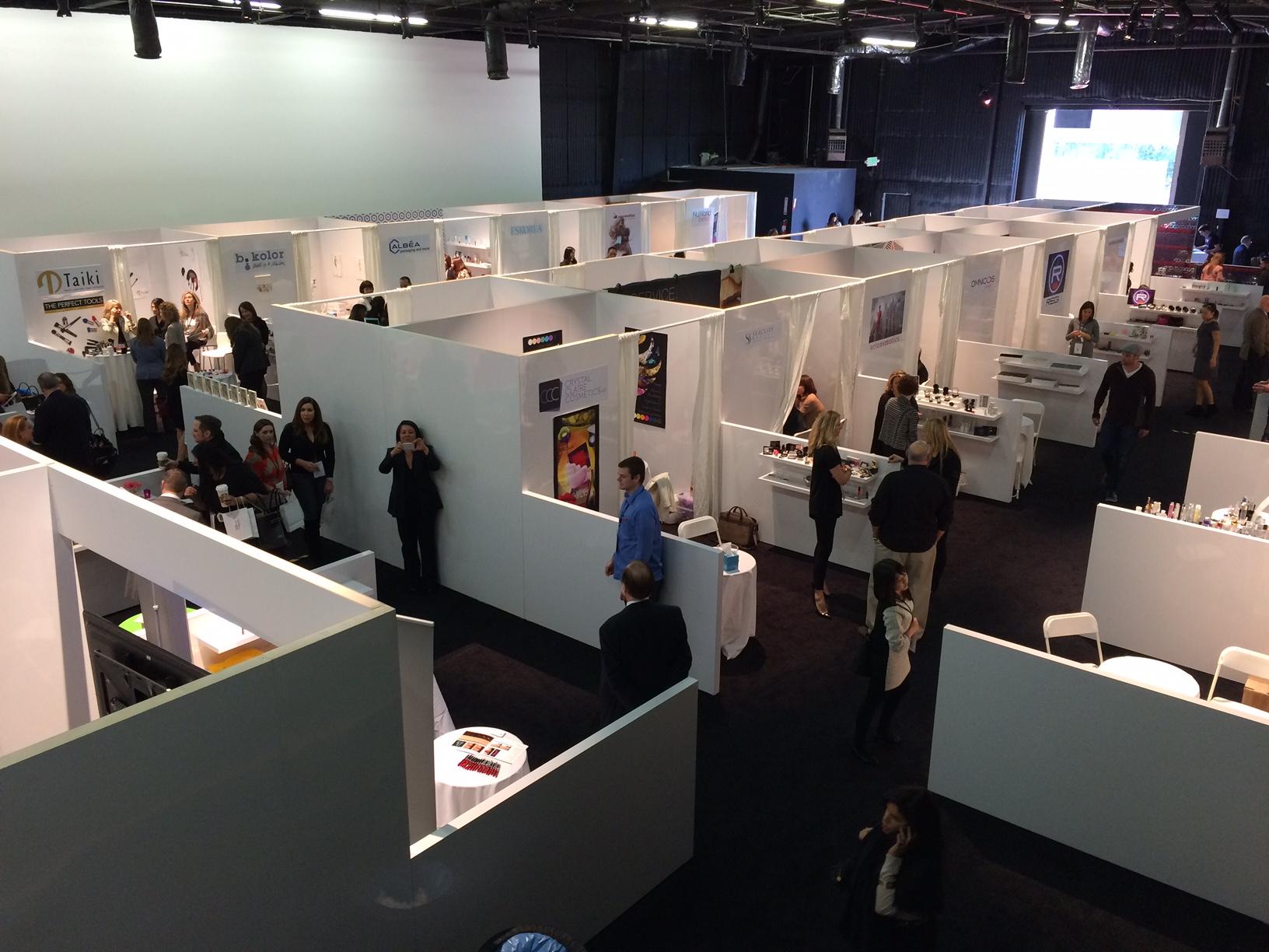 Trade Show Exhibit Los Angeles