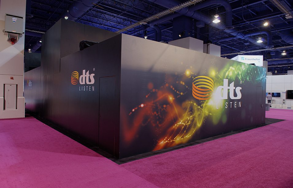 DTS NAB Exhibit